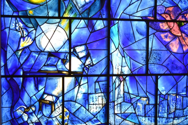Marc Chagall, America Windows